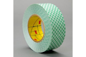 3M 9589 ruban double face polyéthylène avec symbole vert