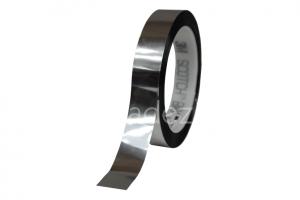 3M 850 adhésif polyester pour raccord de bobine couleur argent