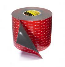 Rouleau VHB gris avec protecteur rouge 3M