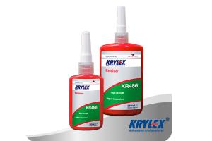 Colle anaérobie scellement Krylex KR 486