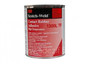 Colle contact 3M 1300 L TF dans un pot de 1L