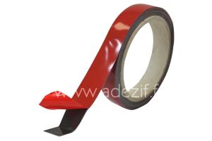 Adhésif mousse acrylique sur peinture epoxy ADEZIF M708