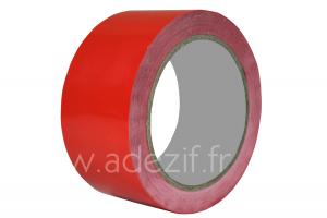 Ruban adhésif de raccord thermoformable PVC rouge Adezif 257