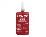 Loctite 222 colle anaérobie pour le freinage de filets faibles