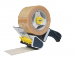 Dévidoir manuel pour ruban adhésif d'emballage largeur 75 mm Adezif DM 301