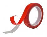 Ruban adhésif viscoélastique transparent pour PLV ADEZIF M508