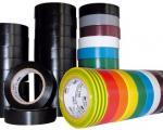 différents produits de ruban adhésif simple face PVC isolant électrique
