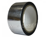 Ruban adhésif polyester aluminisé– couleur argent ADEZIF PT 821