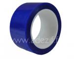 ruban adhésif polyester simple face couleur bleu ADEZIF PT892