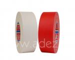 Ruban adhésif toile TESA 4661 qualité rouge et blanc
