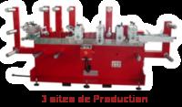 machine de transformation et découpe ruban adhésif technique